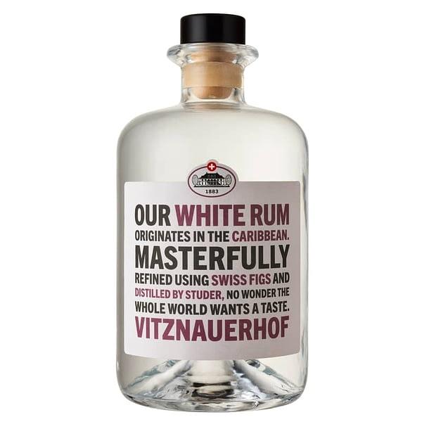 Studer Vitznauerhof Rum with Fig